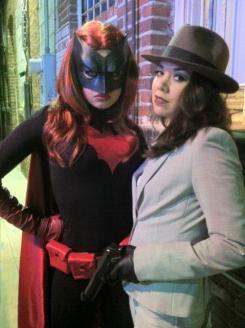 Imagen promocional de Batgirl Spoiled, la web serie no oficial sobre Batgirl