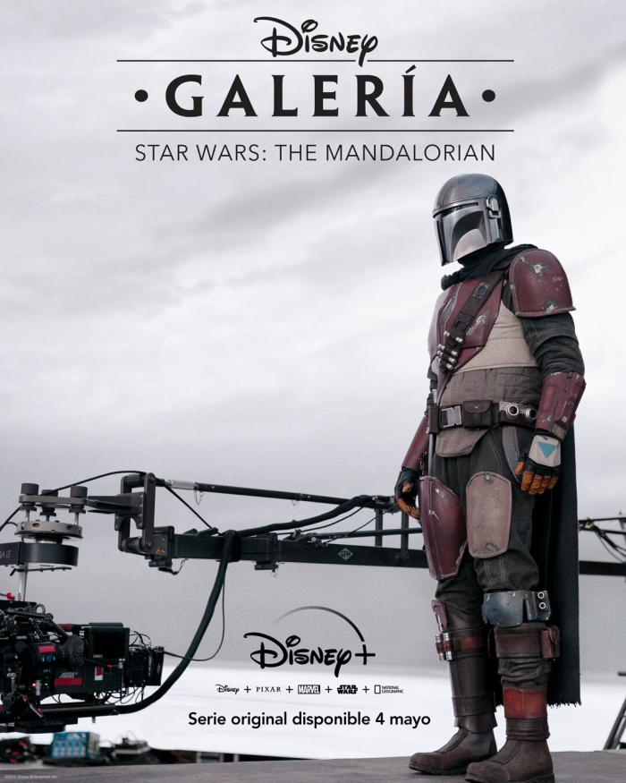 Póster de Galería Disney: Star Wars: The Mandalorian