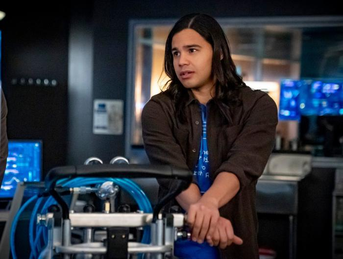 Imagen de The Flash 6x18: Pay the Piper