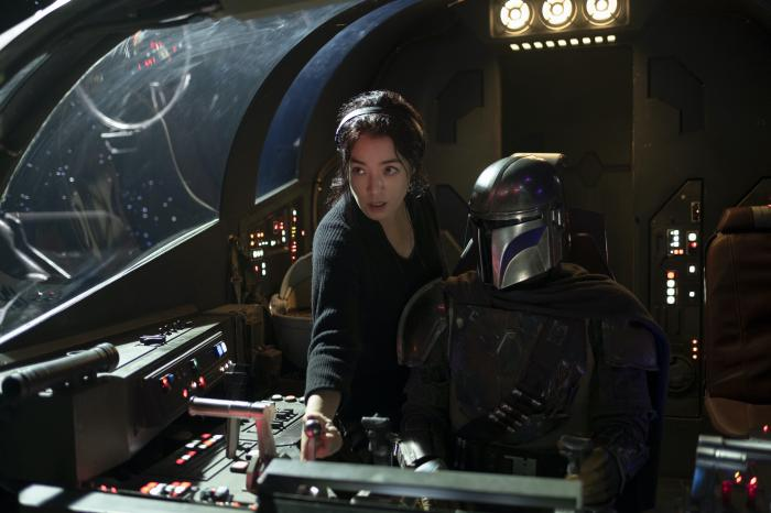 en Galería Disney: The Mandalorian 1x01: Directing