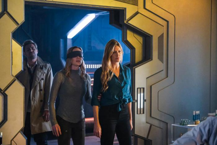 Imagen de Legends of Tomorrow 5x10: Ship Broken