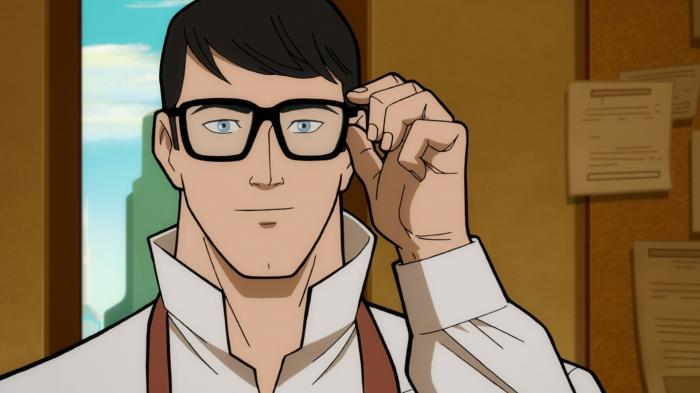 Imagen de Clark Kent en Superman: Man of Tomorrow (2020)