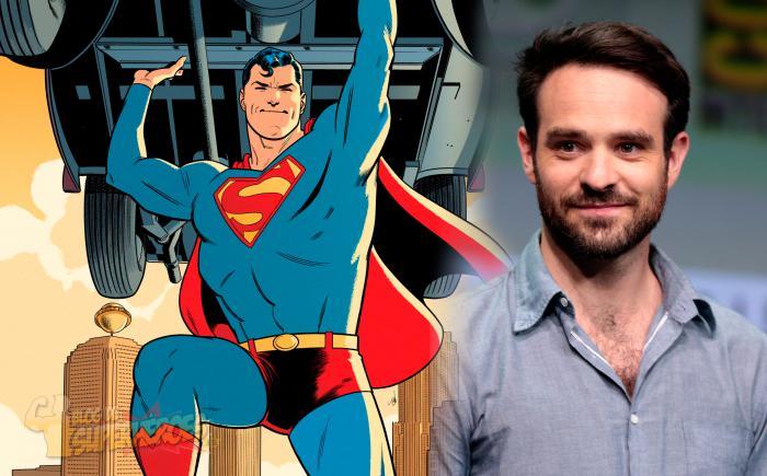 Charlie Cox y Superman de la Edad de Oro (Golden Age)