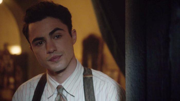 Imagen del actor Darren Barnet en la temporada 7 de Agents of S.H.I.E.L.D.