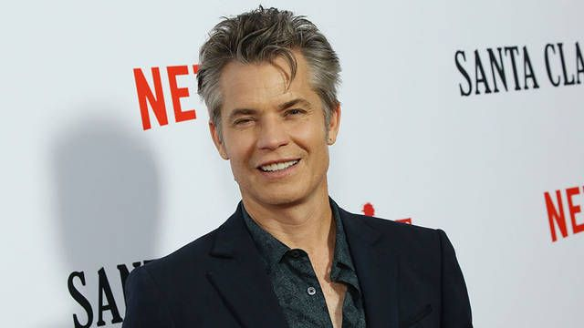Imagen del actor Timothy Olyphant