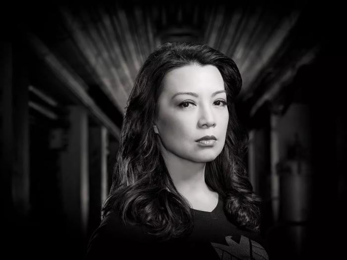 Imagen promocional de Melinda May en la temporada 7 de Agents of SHIELD