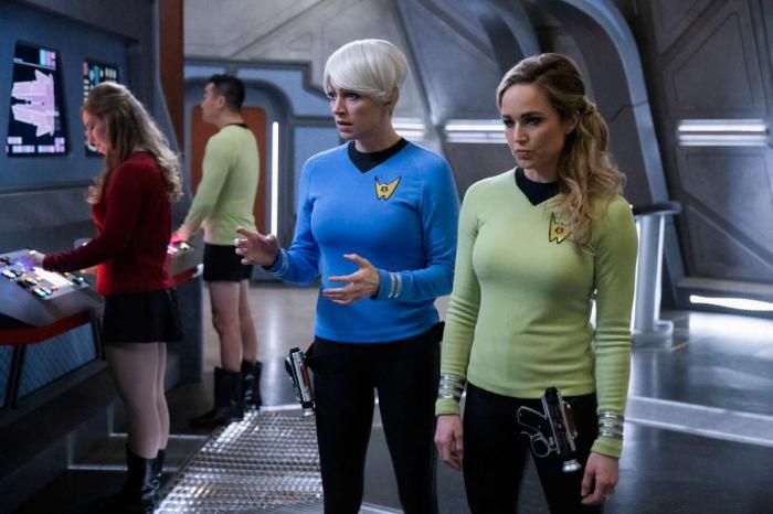 Imagen de Legends of Tomorrow 5x14: The One Where We're Trapped on TV