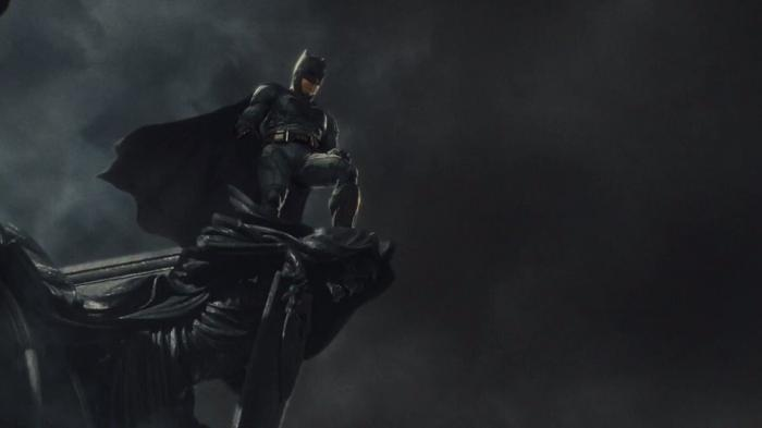 Batman-Justice League-Zack Snyder