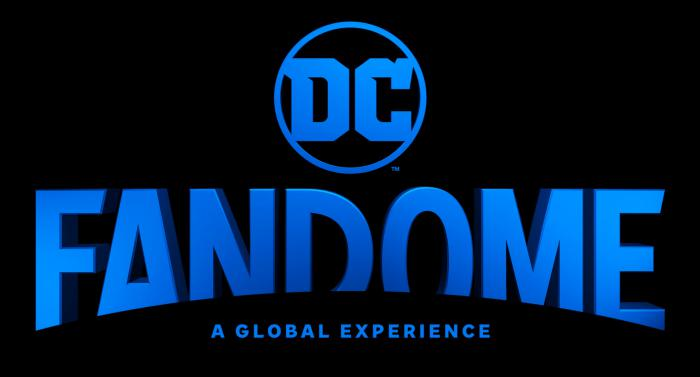 Official DC Fandome logo