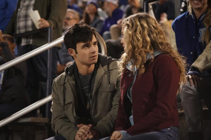 Imagen de Cameron y Courtney en Stargirl 1x07: Shiv Part One