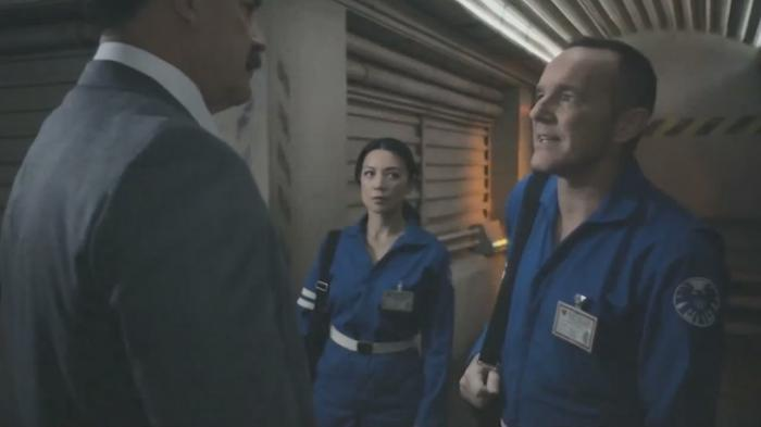 Imagen de Agents of S.H.I.E.L.D. 7x05: Trout in the Milk
