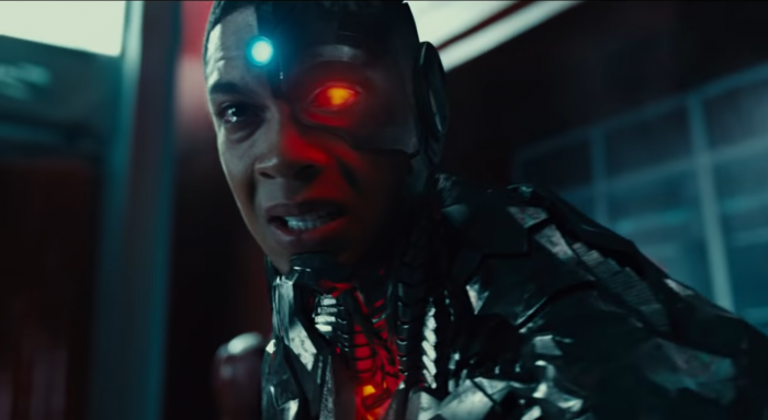 Cyborg- Zack Snyder- Justice League