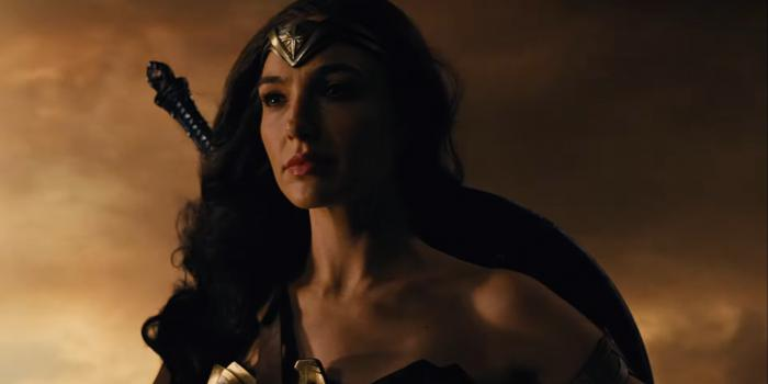 Wonder Woman- Justice League- Zack Snyder