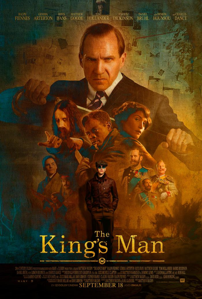 Póster de The King's Man (2020)