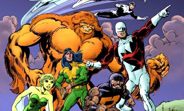 Alpha Flight en los cómics de Marvel