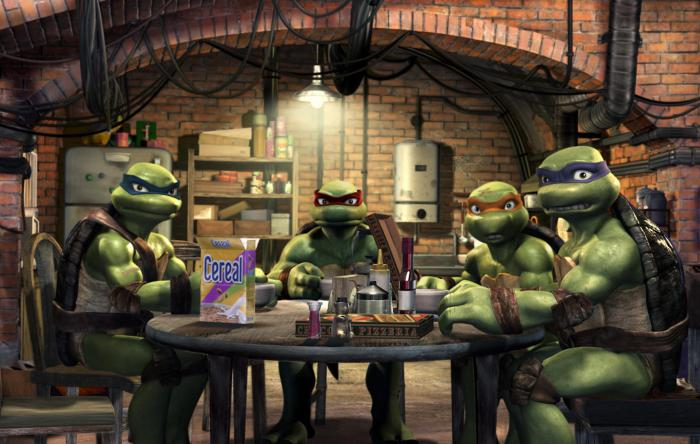 Image from TMNT (2007)