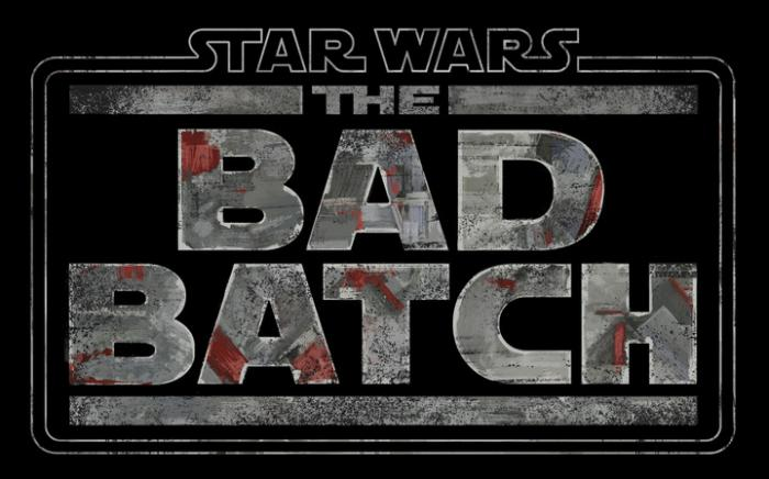 Logo oficial de The Bad Batch
