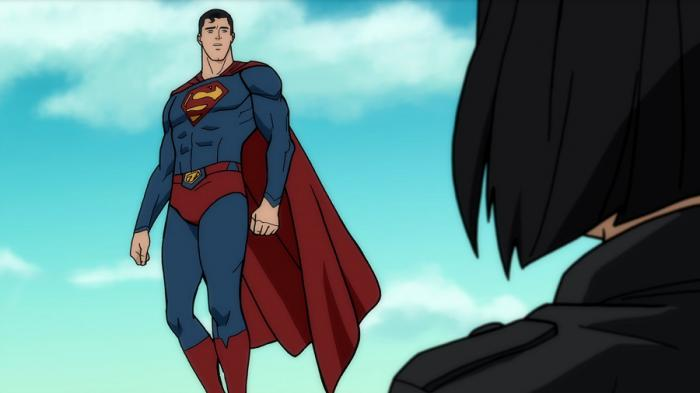 Imagen de Superman: Man of Tomorrow (2020)