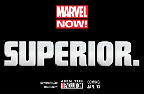Marvel Now! Superior