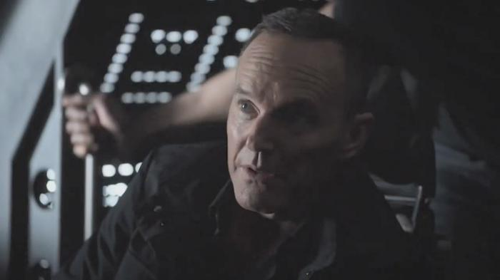 Imagen del final de temporada de Agents of S.H.I.E.L.D.