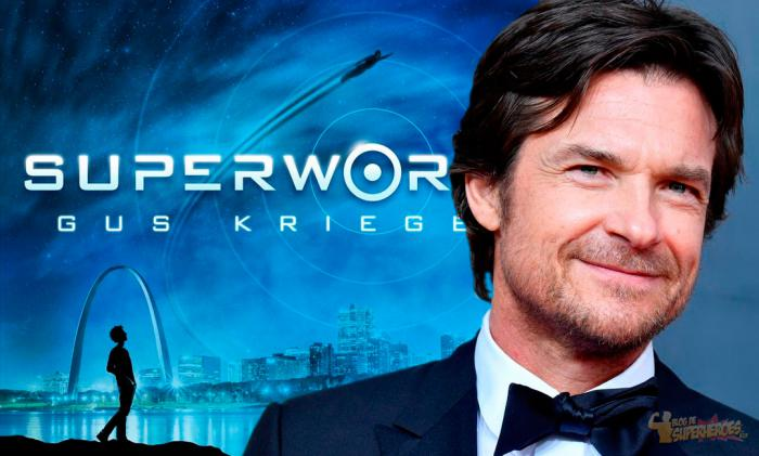 Jason Bateman dirigirá la película Superworld