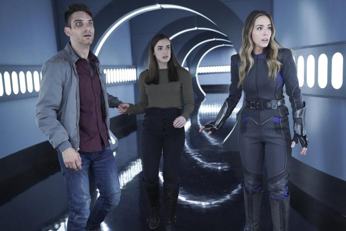 Imagen de Agents of S.H.I.E.L.D. 7x12 y 7x13: The End is at Hand y What We\