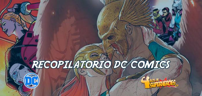 DC Comics: cancelaciones en noviembre, novedades sobre Batman y más