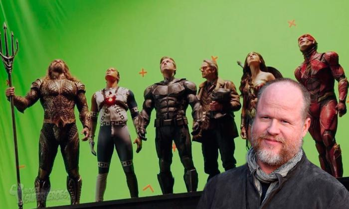 Joss Whedon and the return to the filming of Justice League