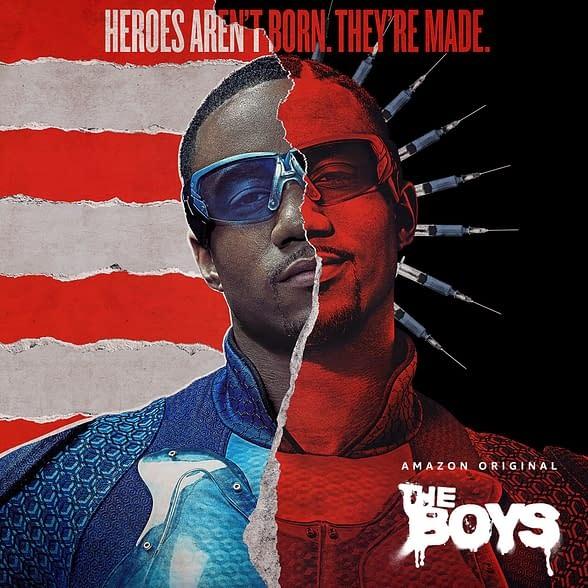 Imagen promocional de la segunda temporada de The Boys (2020)
