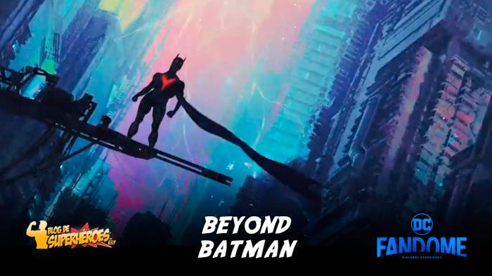 Resumen del panel de Batman Beyond en DC FanDome