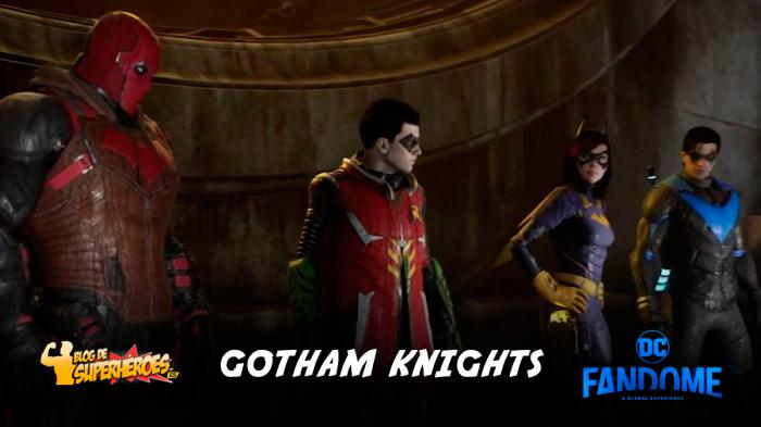 Resumen del panel de Warner Bros Games en DC FanDome: Gotham Knights
