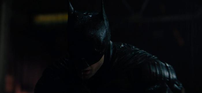 Captura del trailer oficial de The Batman (2021)