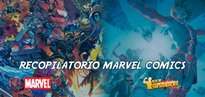 Marvel Comics: trailer anuncio de Eternals #1 y avances de X of Swords