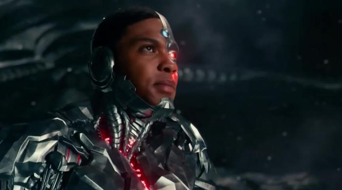 Image of Cyborg in Justice League (2017)