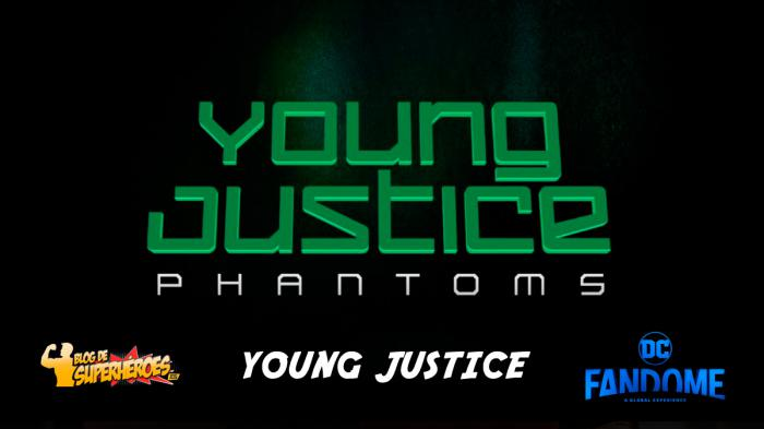 Resumen del panel de DC FanDome: Young Justice