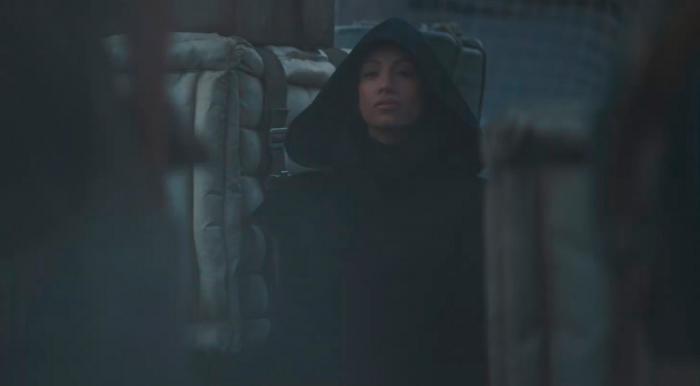 Captura del trailer de la segunda temporada de The Mandalorian (2020)