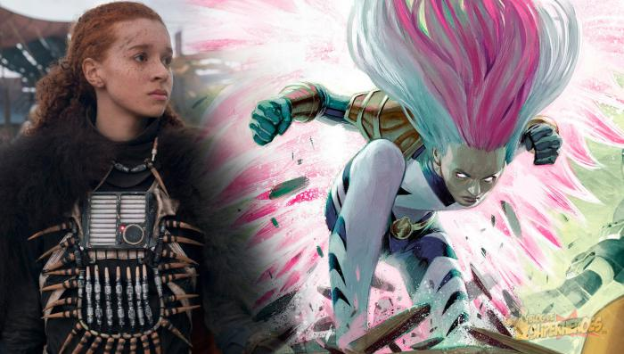 Erin Kellyman podría ser Songbird en The Falcon and the Winter Soldier
