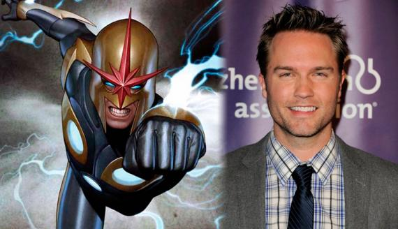 Scott Porter quiere ser Nova en Guardians of Galaxy