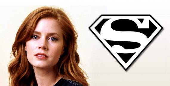 Amy Adams habla de Man of Steel (2013)