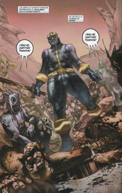 Imagen de Marvel Must-Have. Thanos: Origen