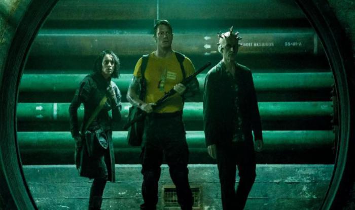 Imagen de The Suicide Squad en el interior de la revista Empire