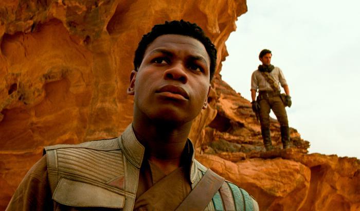Imagen de Finn en Star Wars: El Ascenso de Skywalker (2019)